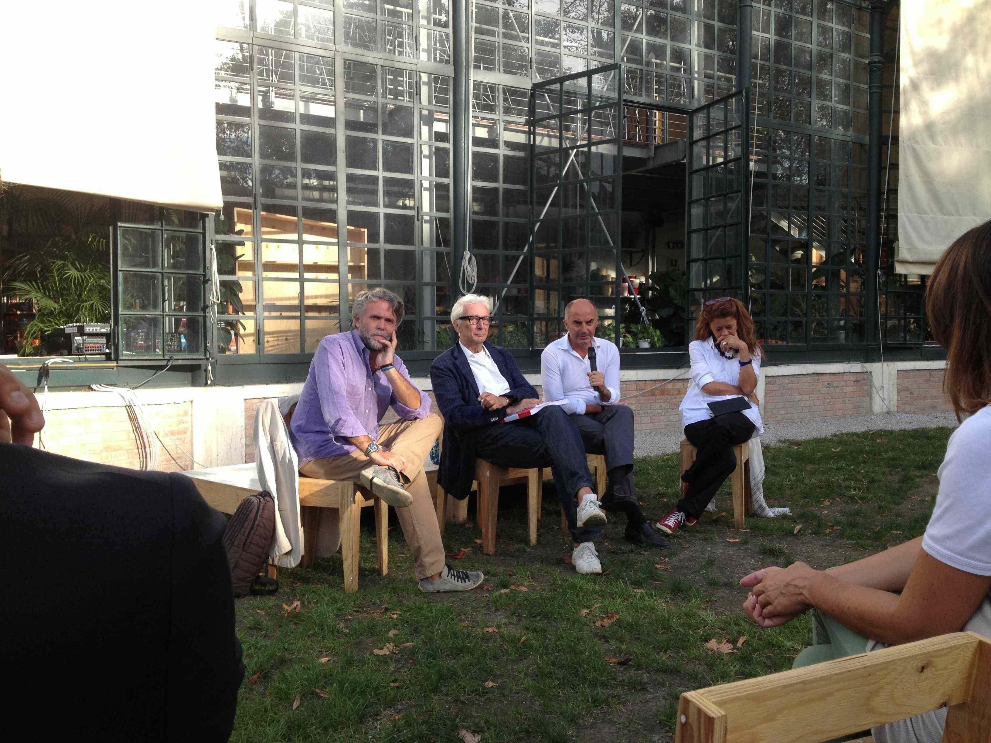 a better world, biennale di venezia 2012, Linda Gobbi, Stefano Micelli, Giovanni Lanzone, Francesco Morace