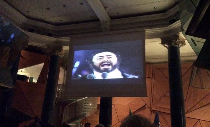 Italian Factor: Pavarotti
