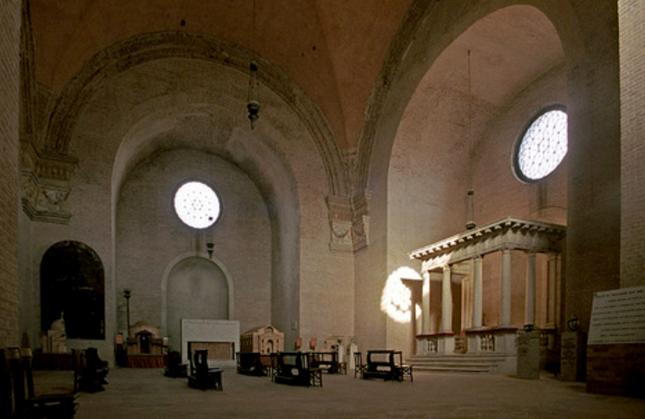 chiesa di san sebastiano a mantova
