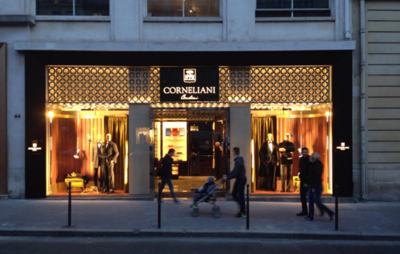 Corneliani-Paris-Flagship-store