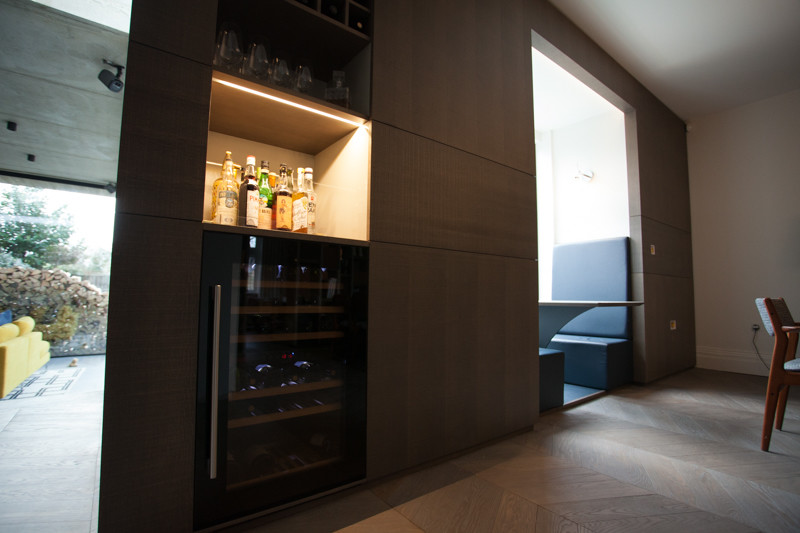 Bespoke interior for a London home by Ermesponti